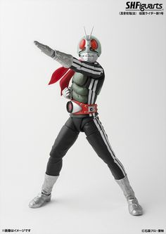 S.H.Figuarts (Shinkocchou Seihou): Kamen Rider 1 Now Official! [Dec 17] Hope to see a The Next version of him!