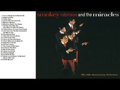 Smokey Robinson & The Miracles 'Volume Two' [HD] with Playlist - YouTube