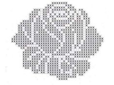 Collection of Crochet Pearl Fl Crochet Flower Patterns, Crochet Stitches Patterns, Doily Patterns, Crochet Motif, Crochet Designs, Filet Crochet Charts, Crochet Cross, Thread Crochet, Cross Stitch Designs