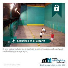 Este tip de #SeguridadDeportiva interesará a quienes practican deporte por las noches. ¡Buen día!