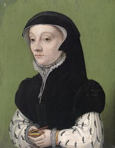 File:NL 16th century Portait of a women holding a book.jpg