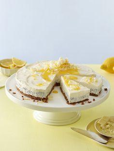 Philadelphia - Home Philadelphia Torte, Cake & Co, Lemon Curd, Cheesecakes, Panna Cotta, Lime, Food And Drink, Sweets, Baking