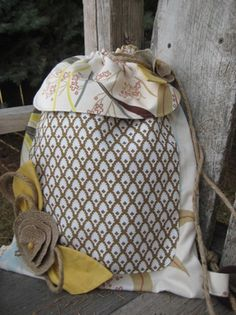 quilted backpack pattern <3 LOVE <3