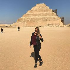 Private day trip from Hurghada to Pyramids by plane to visit Giza pyramids, Sakkara step pyramid, Valley temple & Memphis city, then fly back to Hurghada. Memphis City, Step Pyramid, Visit Egypt, By Plane, Egypt Travel, Giza, Ancient Egypt, Day Trips, Monument Valley