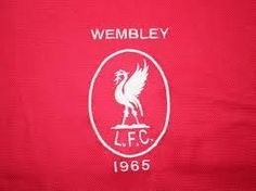 1965 - Wembley special, badge was in use one for one game.