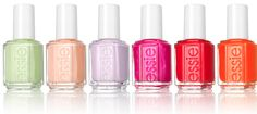 essie® nail polish spring 2012 #aveyou #beauty