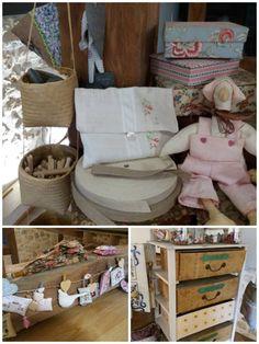 Le blog de Plume de lin - bienvenue dans mon petit atelier...des petits points....des aiguilles et de la patience..... Points, Patience, Blog, Couture, Decor, Handmade, Welcome, Atelier, Life
