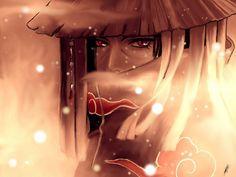 Naruto - Itachi Uchiha - Fanart (Itachi Uchiha by Samfanof on DeviantArt)