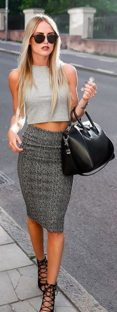 La mejor inspiración de Street Style y más detalles que marcan #estaesmimodacom #ropa#modelitos#combinar#moda#joven