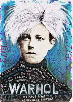 Warhol / Rimbaud, Roberta Marrero