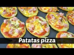 Patatas pizza - Arch Tutorial and Ideas Papa Pizza, Czech Recipes, Ethnic Recipes, Tapas, Latin Food, Gordon Ramsay, Recipe For Mom, No Cook Meals, Baby Food Recipes