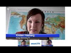 Crowdfunding-Talk mit Kirsten Hasberg (cfew #03) Interview, Tv, Television Set, Television