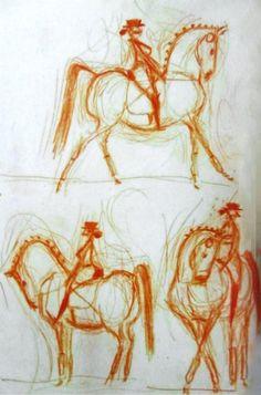 Art of Nico Marlet, More from Nico Marlet's Sketchbook