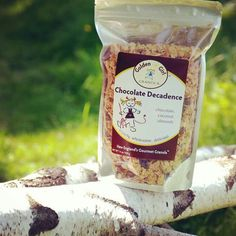 Happy National Chocolate Day!!! Love, The Golden Girl Team :)  #nationalchocolateday #chocolate #granola #gogoldengirl