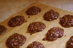 Preacher Cookies No Bake Cookies Yummy Treats, Delicious Desserts, Yummy Food, Sweet Treats, Tasty, Delicious Chocolate, Chocolate Recipes, Baking Chocolate, Appetizer Recipes