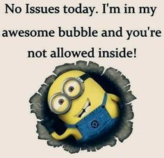 Funny Quotes : 33 So Funny Minion Quotes and Pictures Hey, you got to sleep though. Cute Funny Quotes, Funny Quotes About Life, Life Quotes, Funny Life, Silly Quotes, Cartoon Quotes, Attitude Quotes, Minion Jokes, Minions Quotes