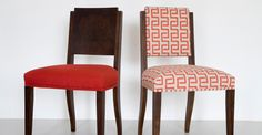 Normandie Chair - Upholstered - Benchmark Furniture