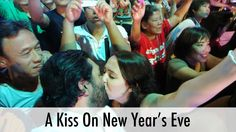 A Kiss on New Year's Eve | Awesome Wave