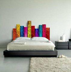 Öms Özel Mobilya Dekorasyon San. Tic. Ltd. Şti - Yatak Başlığı: Modern tarz Yatak Odası