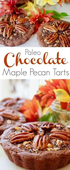 PinterestFacebookTwitterGoogle+Rich dark chocolate, crunchy toasted pecans, and decadent maple syrup, all wrapped into one super cute package and ready for munching… Ingredients [ For 4 to 5people ][ Preparation time: 22 minute –Cooking time: 25 minutes ] For the Crust:... Continue Reading →