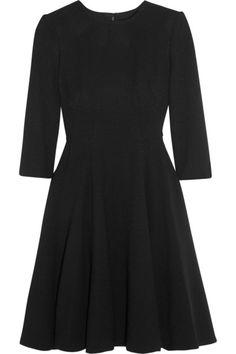 Dolce & Gabbana | Embellished cady mini dress | NET-A-PORTER.COM