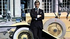 Robert Redford as Gatsby (1974)