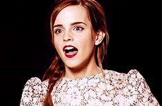 Rocks a perfect braid… | 29 Reasons Emma Watson Is The Light Of Every Human's Life
