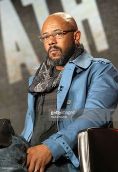 Actor Rockmond Dunbar speaks onstage during the Hulu Winter TCA Press Tour 2016 'The Path' panel at The Langham Huntington Hotel and Spa on January 2016 in Pasadena, California. Rockmond Dunbar, C Note, Press Tour, Dapper Gentleman, Almost Perfect, Director, I Need You, Character Inspiration, Handsome