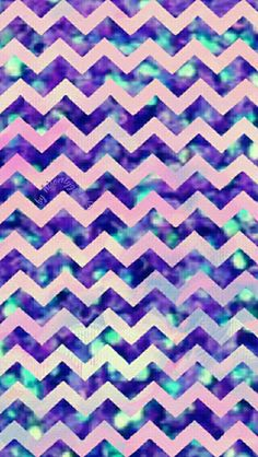 Cotton Candy Chevron glitter wallpaper I created for the app CocoPPa.