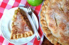 Blue Ribbon Apple Pie. YUMMY!
