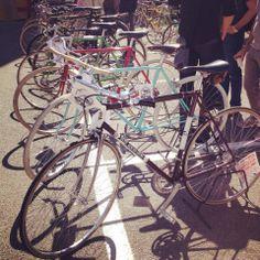 Ciclografica @ Maggio Mezzaghese #bici #bicicletta #bike #velo #vintage #retro #oldstyle #type #typography #color #expo #mezzago