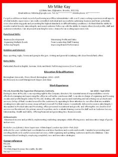 A Good Resume Glamorous How To Make A 'good' Resume A 'great' Resume