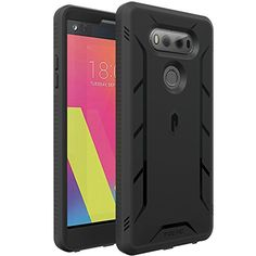 huge selection of 72cb3 23f19 PowerBear LG V20 Extended Battery [6600mAh] and Back Cover and ...