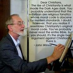 """""""Conservative Christians -- Please move to the Middle East where your extreme fundamentalist ideologies will be welcomed and leave the progress to the rational ones left behind. Thank you and goodbye."""" --- I agree 100%. :) The best part is they will end up killing each other which is fine. Nobody would miss either, & the World will definitely be a better place. We can but hope. :D"""