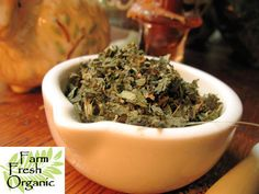 Organic Nettle Leaf Dried Herb 1 ounce free shipping if by LLFarm, $2.50