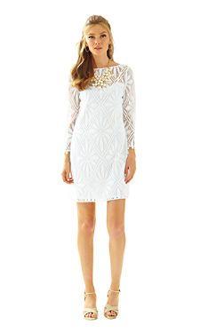 Resort White Delray Diamond Lace