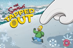 Tapped Out! The bestest game ever played!