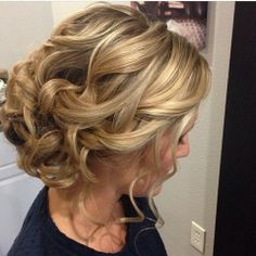 Romantic Updo