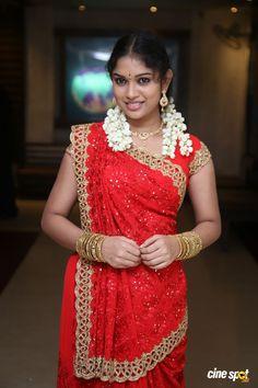 Shree Ja at My Grand Wedding Mobile App Launch Beautiful Girl Indian, Beautiful Girl Image, Most Beautiful Indian Actress, Beautiful Saree, Beautiful Women, Beautiful Actresses, Beautiful Bride, Beauty Full Girl, Beauty Women
