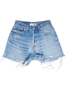 """No. 23HRS184449 – tagged """"03/03/17, 03/04/17, 23, High Rise Short, New Arrivals, size-23"""" – RE/DONE"""