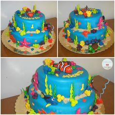 Finding Nemo Cake future birthday cake for Anthony