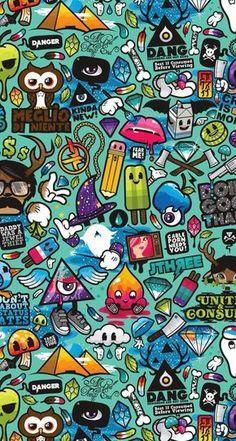 nice art-work-pattern-illustration-graffiti-green iphone 6 plus wallpaper S4 Wallpaper, Galaxy Wallpaper, Screen Wallpaper, Mobile Wallpaper, Wallpaper Quotes, Coldplay Wallpaper, Graffiti Wallpaper Iphone, Funky Wallpaper, Wallpaper Fofos