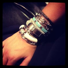Lia Sophia bracelets!