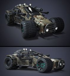 Jeep? concept? -- looks like it's from a movie