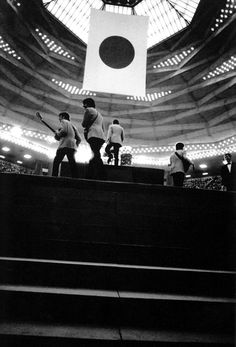 #OTD 1966: Budokan Hall concert, Japan.