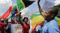 LGBT: Comment Mandela a fait de l'Afrique du Sud une nation vraiment arc-en-ciel | Slate