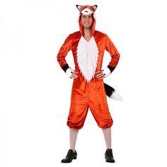 disfraz de zorro animal