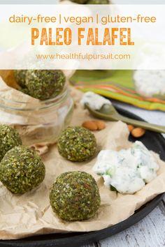 Paleo Falafel (no beans!) #food #paleo #glutenfree