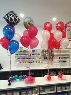 We can help you customise birthday party decorations to your theme or colour scheme