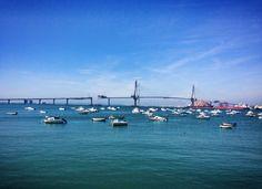 ¡Bueeeenos días, Cádiz! ¡Buenos días, Mundo!  ¡FELIZ FINDE A TOD@S MIS #LOVERS!  www.lovebodasyeventos.com  #Cádiz #turismo #tourism #weekend #beach #playa #weddingplanner #weddings #bodas #inlove #inspiration #sea #mar #happy